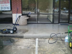 Cypress Pressure Washing Trailer