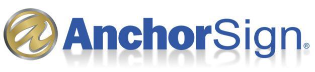 Anchor Sign Logo