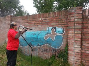 Cypress Graffiti Removal