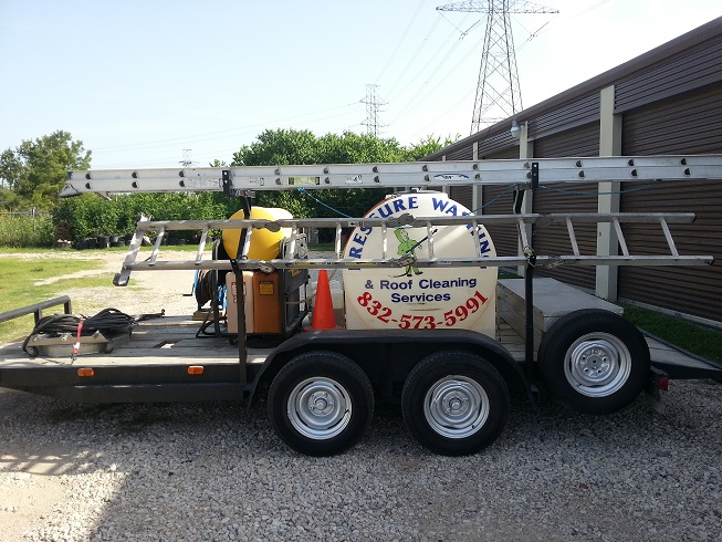 Mobile Pressure Washing Services - Cypress Pressure Washing